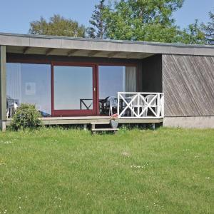 Hotel Pictures: Three-Bedroom Holiday home Sydals with Sea View 05, Høruphav