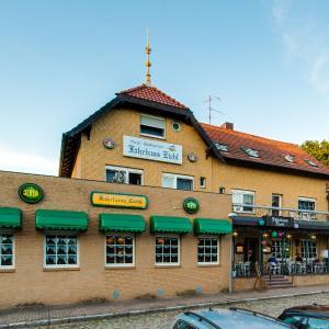 Hotelbilleder: Hotel Fährhaus Ziehl, Geesthacht