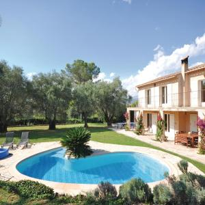 Hotel Pictures: Holiday Home Mougins 03, Les Baraques