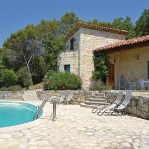 Hotel Pictures: Holiday home Callian 42 with Outdoor Swimmingpool, Callian