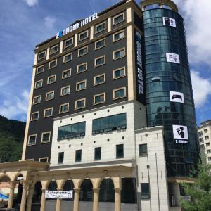 酒店图片: Ekonomy Hotel Jeongseon, 旌善