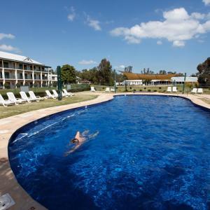 ホテル写真: Yarrawonga Mulwala Golf Club, Yarrawonga