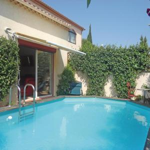 Hotel Pictures: Holiday Home Vileneuve Les Beziers Rue De Parc, Cers