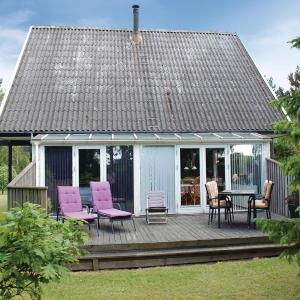 Hotel Pictures: Holiday home Havpilen, Knebel