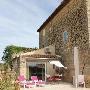 Hotel Pictures: Holiday Home Cabrieres D´Avignon - 07, Coustellet