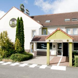 Hotel Pictures: B&B Hôtel SAINT-QUENTIN, Saint-Quentin