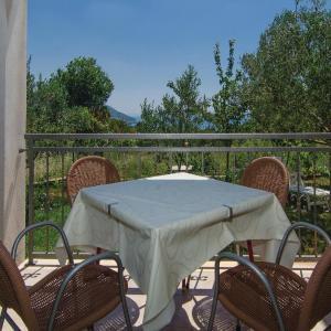 Fotos de l'hotel: One-Bedroom Apartment Orebic with Sea view 02, Orebić