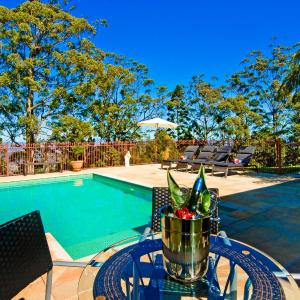 Hotelbilleder: Possum Lodge At Cloudhill Estate, North Tamborine