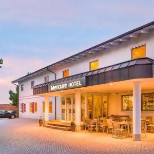 Hotel Pictures: Mercure Hotel Ingolstadt, Ingolstadt