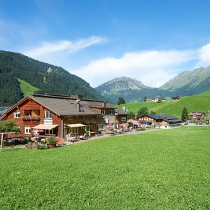 Fotos do Hotel: Schrannenhof, Schoppernau