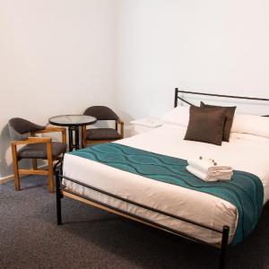 酒店图片: Jubilee Motor Inn, 干比尔山