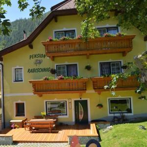 ホテル写真: Pension Rabischnig, Mallnitz