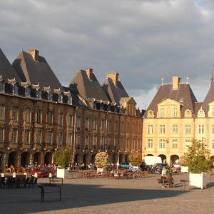 Hotel Pictures: Hôtel de la Meuse, Charleville-Mézières