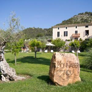 Hotel Pictures: Monnaber Nou & Spa, Campanet