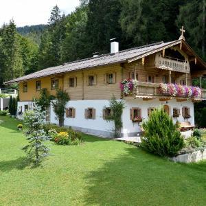 Φωτογραφίες: Apartment Landhaus Mühlau in Tirol, Erpfendorf