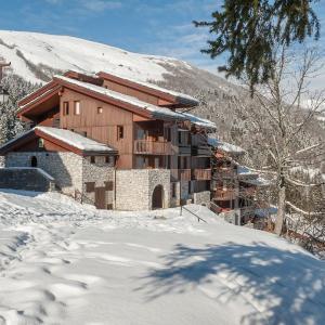 Hotel Pictures: Maeva Particuliers Résidence Planchamp et Mottet, Valmorel