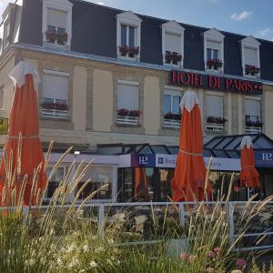 Hotel Pictures: Hôtel de Paris, Courseulles-sur-Mer