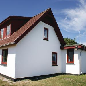 Hotel Pictures: Two-Bedroom Holiday Home in Nykobing M, Sejerslev