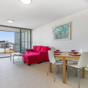 Hotelbilleder: Nobby's Central Newcastle Apartment, Newcastle