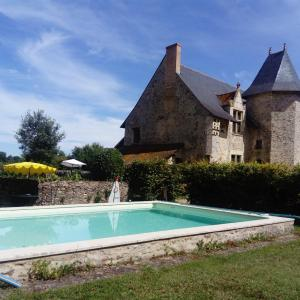 Hotel Pictures: Manoir De Vaux, Daumeray