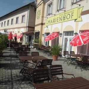 Hotellikuvia: Hotel Restaurant Marienhof, Unterkirchbach