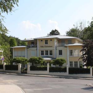 Hotelbilleder: Villa Christiane, Heringsdorf