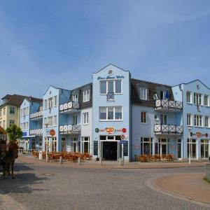 Hotelbilleder: Blaue Welle Whg_ 11 _Marius_, Bansin Dorf