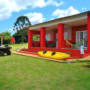Hotel Pictures: Eco Pousada Sinha Ruth, Brotas