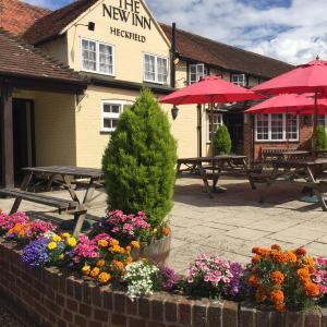 Hotel Pictures: The New Inn, Heckfield