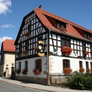 Hotel Pictures: Gasthaus & Hotel Zur Linde, Hermsdorf