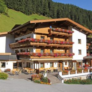 Fotografie hotelů: Hotel Pension Sonnleiten, Tux