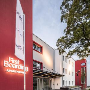 Hotel Pictures: Apart-Hotel FirstBoarding Bayreuth, Bayreuth