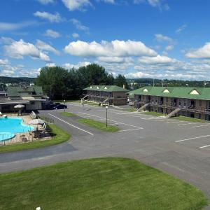 Hotel Pictures: Daigle's Motel, Saint Leonard