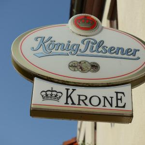 Hotel Pictures: Landgasthof & Hotel Krone, Ichtershausen