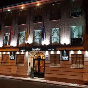 Hotel Pictures: Hostal Colon, Getafe