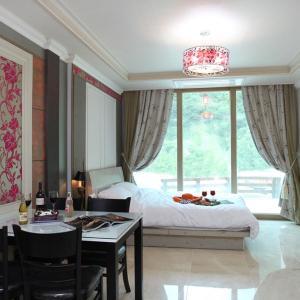 酒店图片: Gurem E Dal Pension, Yeongwol