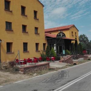 Hotel Pictures: Hotel El Molino, Bezas