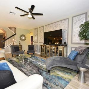 Hotellbilder: Seven-Bedroom Orange Villa #691, Loughman