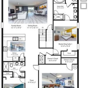 Hotellbilder: Nine-Bedroom Hazzard Villa #9036, Loughman
