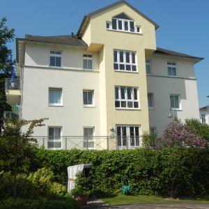 Hotel Pictures: Ferienwohnung 3_27 _Inselstrand_, Ahlbeck