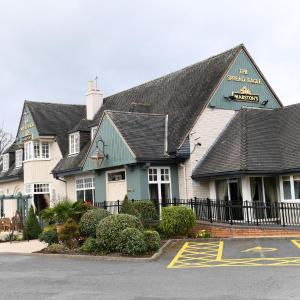 Hotel Pictures: Spread Eagle by Marston's Inns, Gailey