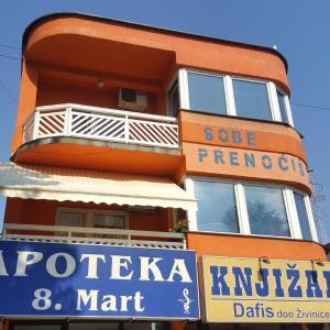 Fotografie hotelů: Prenociste Bosna, Živinice