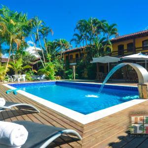 Hotel Pictures: Pousada Praia do Jabaquara, Paraty