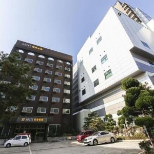 Fotografie hotelů: Hotel Coco, Donghae