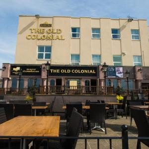 Hotel Pictures: Old Colonial by Marston's Inns, Weston-super-Mare