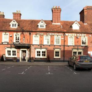 Hotel Pictures: Original White Hart by Marston's Inns, Ringwood
