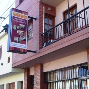 Fotografie hotelů: Apart Hotel Aires del Norte, San Salvador de Jujuy