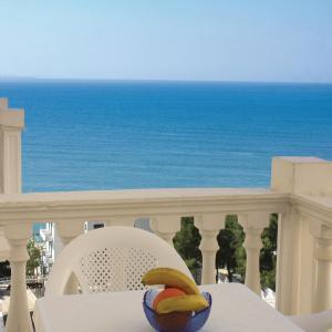 Fotografie hotelů: Apartment Sarande with Sea View I, Çukë