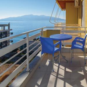 Fotografie hotelů: Apartment Sarande with Sea View 08, Çukë