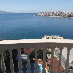 Fotografie hotelů: Apartment Sarande with Sea View 06, Gjashtë